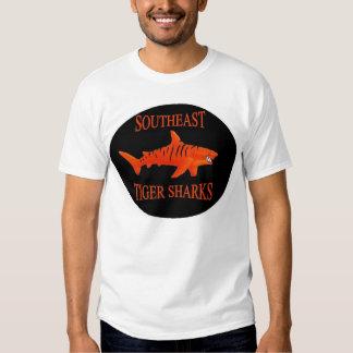 Tiburones del SE Camisetas