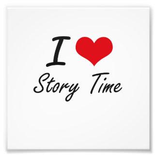 Tiempo de la historia de amor I Impresiones Fotograficas