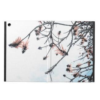 Tiempo de primavera funda para iPad air