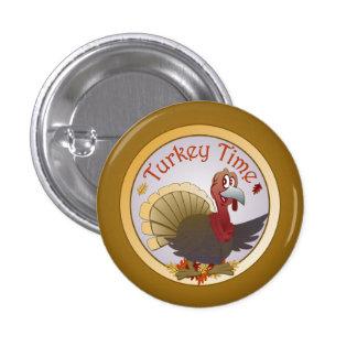 Tiempo de Turquía [acción de gracias] Pins
