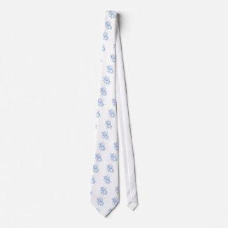 Tiempo del fiesta corbata