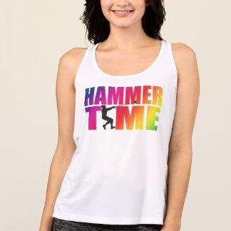 ¡Tiempo del martillo del arco iris! Camisa para