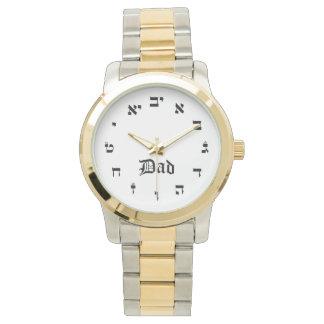 Tiempo del papá reloj