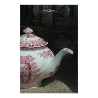 Tiempo del té  papeleria