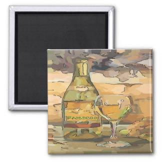 Tiempo del vino, Prosecco Imán Cuadrado