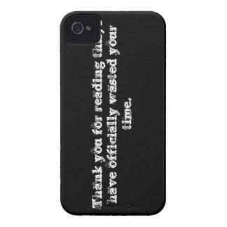 Tiempo perdido iPhone 4 protectores