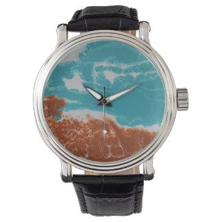 Tiempo Reloj De Pulsera