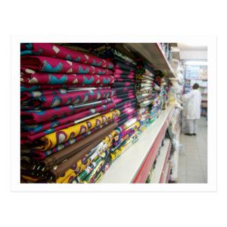 Tienda de la materia textil, Abuya Postal