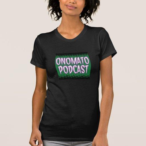 Tienda de OnomatoPodcast Camisetas