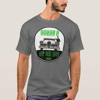 Tienda del coche de carreras de Edsel Camiseta