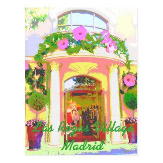Tienda Versace en las Rozas Village de Madrid Postal