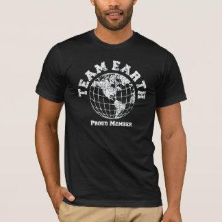 Tierra del equipo: Miembro orgulloso Camiseta