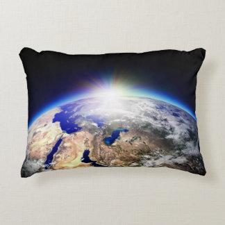 Tierra del espacio