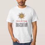 Tierra del Fuego Camisetas