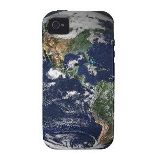 TIERRA DEL PLANETA VIBE iPhone 4 CARCASAS