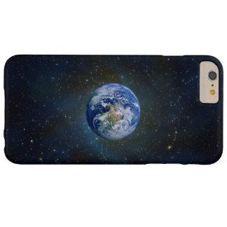 Tierra del planeta funda de iPhone 6 plus barely there
