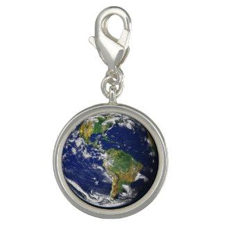 tierra del planeta para la pulsera de la Sistema