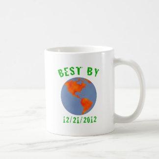 Tierra: El mejor en 2012 Taza Clásica