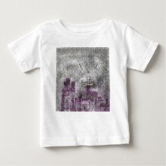 tierra extraña camiseta de bebé