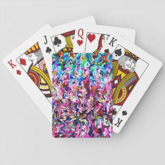 Tierra loca… baraja de cartas