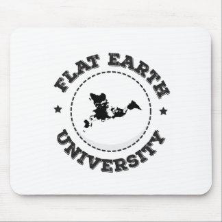 Tierra plana -- Mousepad 1 Alfombrilla De Ratón
