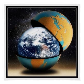 Tierra protectora perfect poster