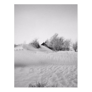 Tierras de labrantío erosionadas - Oklahoma Postal