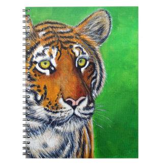 Tigre 2 cuaderno