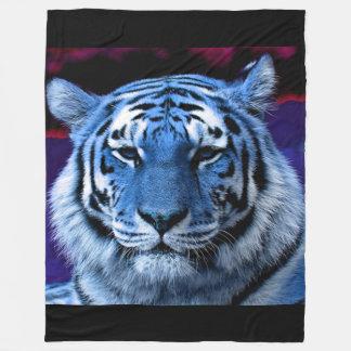 Tigre azul manta polar