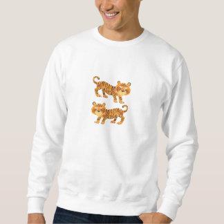 tigre chino sudadera