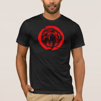 ¡Tigre crudo! Camiseta