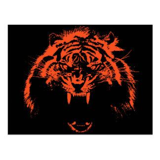Tigre de Glowees Postal