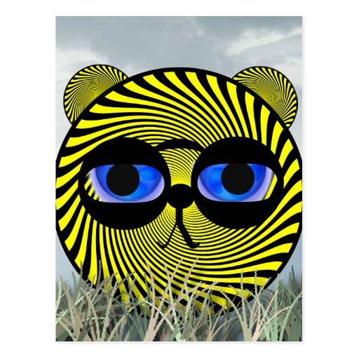 Tigre de la promoción postal