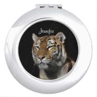 Tigre Espejos Maquillaje