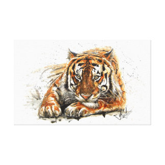 Tigre Lienzo