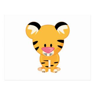 Tigre relleno postal