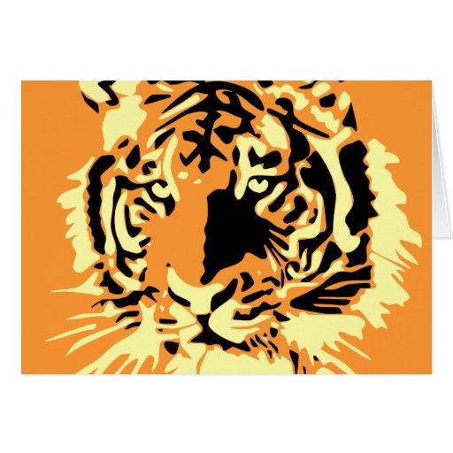 Tigre Felicitacion