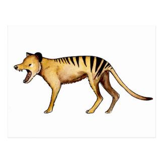 Tigre tasmano, Thylacine Postal