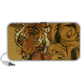 tigre untamed notebook altavoz