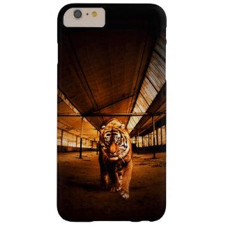 Tigre urbano funda de iPhone 6 plus barely there