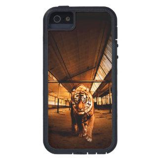Tigre urbano iPhone 5 Case-Mate cobertura