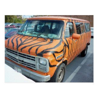 Tigre Van Postal