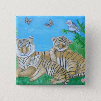 tigres chapa cuadrada