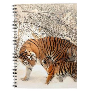 Tigres Cuaderno