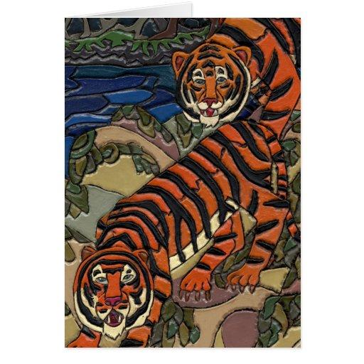 Tigres Tarjeton