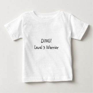 ¡Tilín! Guerrero del nivel 3 Camiseta