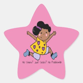 Tillie Pegatina En Forma De Estrella
