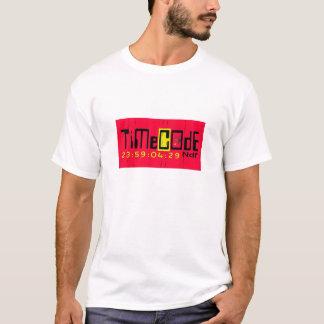 timecode NDF Camiseta