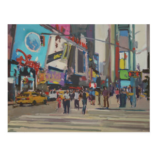 Times Square 2012 Postal