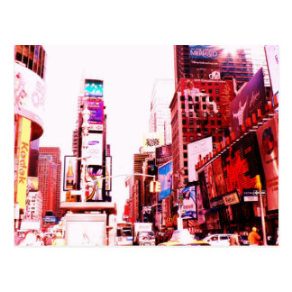 Times Square NYC Postal